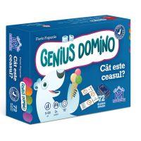 Editura DPH, Genius Domino - Cat este ceasul?