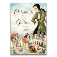 DPH2596_001w Carte Editura DPH, Calatoriile lui Gulliver, Jonathan Swift