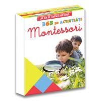 DPH2794_001w Carte Editura DPH, Un an in forma maxima, 365 de activitati Montessori, Vanessa Toinet