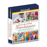 DPH2862_001w Carte Editura DPH, Un an de activitati Montessori, Almanah
