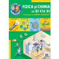 Carte Editura DPH, Super imbatabil - 6 - Fizica si Chimia de zi cu zi - Sa intelegem totul dintr-o privire