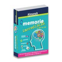 DPH2916_001w Carte Editura DPH, O memorie incredibila in 365 de zile, Almanah