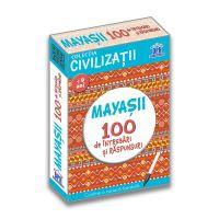 DPH2947_001w Carte Editura DPH, Mayasii 100 de intrebari si raspunsuri, Girmacea Gabriela