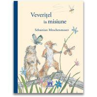 DPH3029_001w Carte Editura DPH, Veveritel in misiune, Sebastian Meschenmoser