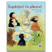 Carte Editura DPH - Impartim? Ce placere! Brigitte Weninger