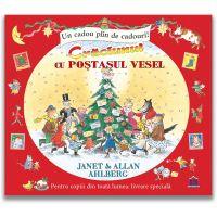 Carte Editura DPH, Craciunul cu Postasul Vesel, Janet & Allan Ahlberg