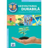 Carte Editura DPH, Super imbatabil - 8 - Dezvoltarea durabila - sa intelegem totul dintr-o privire