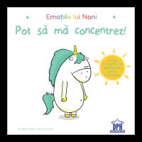 Emotiile lui Noni - Pot sa ma concentrez!, Aurelie Chien Chow Chine