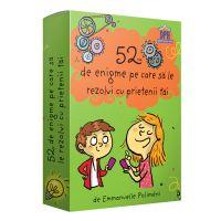 DPH4712_001w 52 de enigme pe care sa le rezolvi cu prietenii tai, Emmanuelle Polimeni
