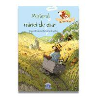 DPH5122_001w Misterul minei de aur, o poveste de aventuri scrisa de Walko, Walko