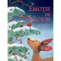 Carte Editura DPH, Emotie de Craciun, Kate Westerlund, Eve Tharlet