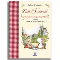 Carte Editura DPH, Tilda Soricela - Aventuri minunate pe Aleea Florilor