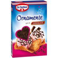 DRQ104_001w Ornamente cu gust de ciocolata Dr Oetker, 80 g
