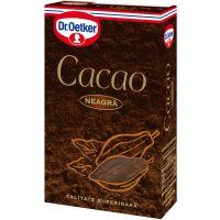 DRQ93_001w Cacao neagra Dr Oetker, 100 g