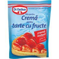 DRQ96_001w Crema pentru tarte cu fructe Dr Oetker, 55 g