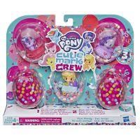 E0193_020w Set mini figurine My Little Pony, Cutie Mark Crew - Tea Party, E3897