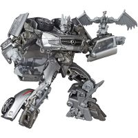 E0701_001w Figurina Transformers Deluxe Series Studio, Soundwave, E7197