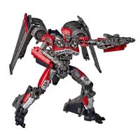 E0701_003w Figurina Transformers Deluxe Series Studio, Shatter, E7201