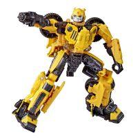 E0701_004w Figurina Transformers Deluxe Series Studio, Offroad Bumblebee, E8288