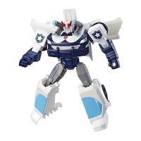 E1884_021w Figurina Transformers Cyberverse Action Attackers Warrior Prowl