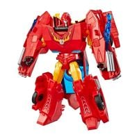 E1884_023w Figurina Transformers Cyberverse Action Attackers Warrior Hot Rod