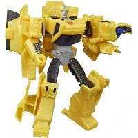 E1884_028w Figurina Transformers Cyberverse Action Attackers Warrior, Bumblebee E7084