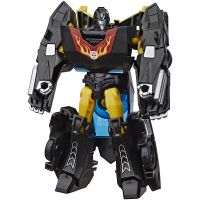 E1884_029w Figurina Transformers Cyberverse Action Attackers Warrior, Hot Rod E7086