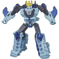 E1884_032w Figurina Transformers Cyberverse Action Attackers Warrior, Hammerbyte E7089