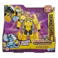 E1886_026w Figurina Transformers Cyberverse Action Attacker Ultra, Bumblebee E7106