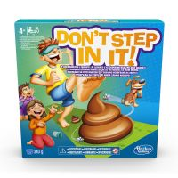 E2489_001w Joc de societate Don't step in it Hasbro Games