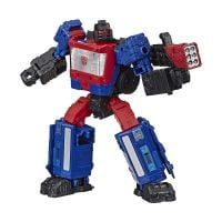 Figurina Transformers Deluxe War for Cybertron, Crosshairs, E8246