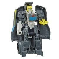 E3522_032w Figurina Transformers Cyberverse, Shadow Bumblebee E7074