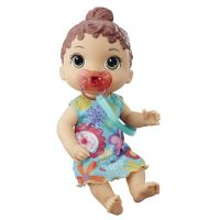 E3688_001w Papusa interactiva Baby Alive, Baby Lil Sounds Brown Hair