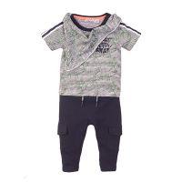 20212012 Set tricou cu maneca scurta, pantaloni scurti si esarfa Dirkje E38609-31