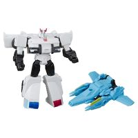 E4219_001w Figurina Transformers Cyberverse, Prown Cosmic Patrol, E4295