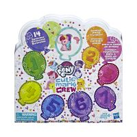 E5323_001w Set mini figurine My Little Pony, Cutie Mark Crew