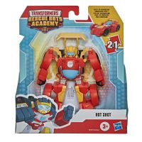 E5366 Figurina Transformers Rescue Bots Academy - Hot Shot