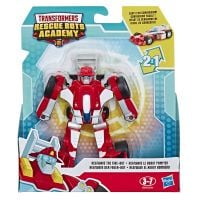 E5366_006w Figurina Transformers Rescue Bots Academy, Heatwave The Fire, E5692