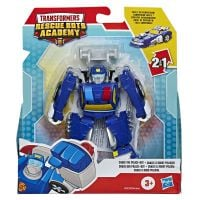 E5366_009w Figurina Transformers Rescue Bots Academy, Chase The Police, E8101