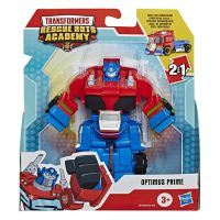 E5366_011w Figurina Transformers Rescue Bots Academy, Optimus Prime, E8104
