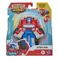 E5366_012w Figurina Transformers Rescue Bots Academy, Optimus Prime, E8107