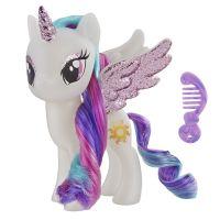 E5892_002w Figurina Hasbro My Little Pony - Printesa Celestia sclipitoare
