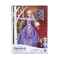 E6844_001w Papusa Elsa fashion Disney Frozen 2