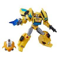 E7053_001w Figurina Transformers Cyberverse Deluxe, Optimus Prime, E7096