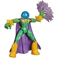 E7335_011w Figurina flexibila Spiderman Bend and Flex, Mysterio F0973