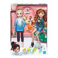 E7417_001w Set 2 papusi Disney Frozen 2, Anna si Elsa