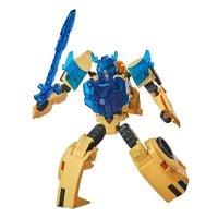 E8227_001w Figurina Transformers Cyberverse Adventures, Bumblebee, E8373