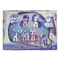E9106_001w Set figurine cu accesorii My Little Poney, Unicorn Sparkle Collection