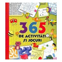365 de activitati jocuri