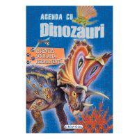 EG5679_001 Editura GIRASOL - Agenda cu dinozauri